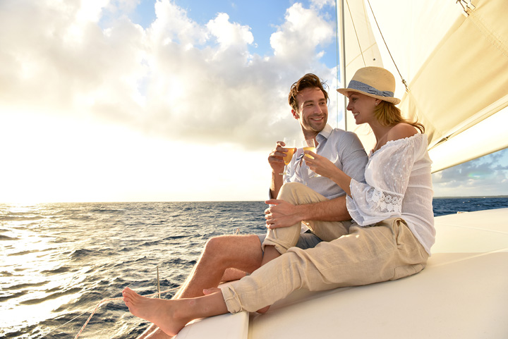 Island Routes Lover's Rock Catamaran Cruise from Montego Bay